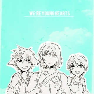 we're young hearts