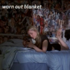 worn out blanket: a throwback playlist