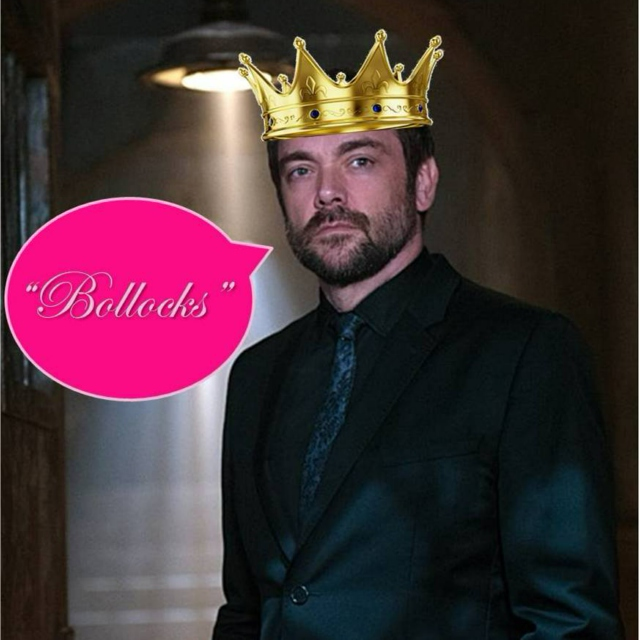 Crowley, King of Hell