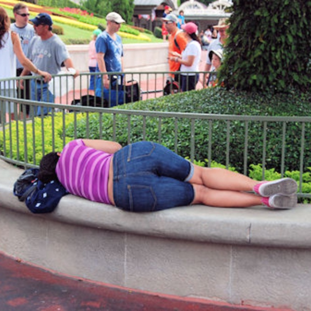 Disney World Sleepy