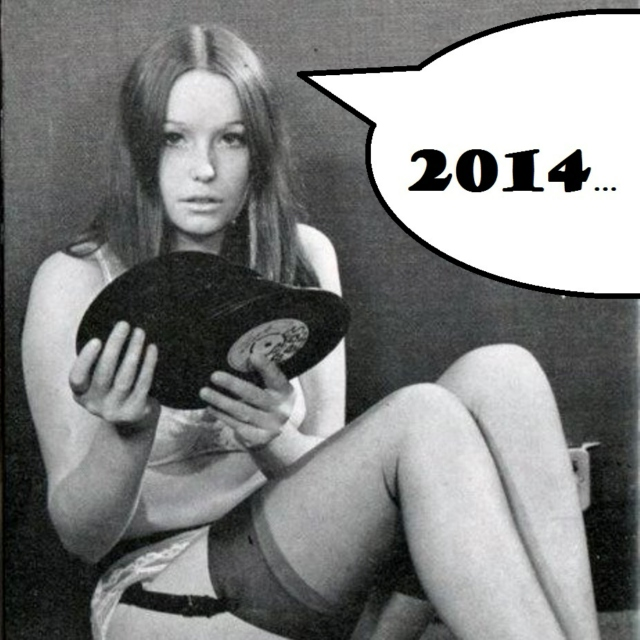 It Was 2014... I Had Your Sweet Tunes To Play