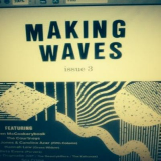 Making Waves Zine Issue 3