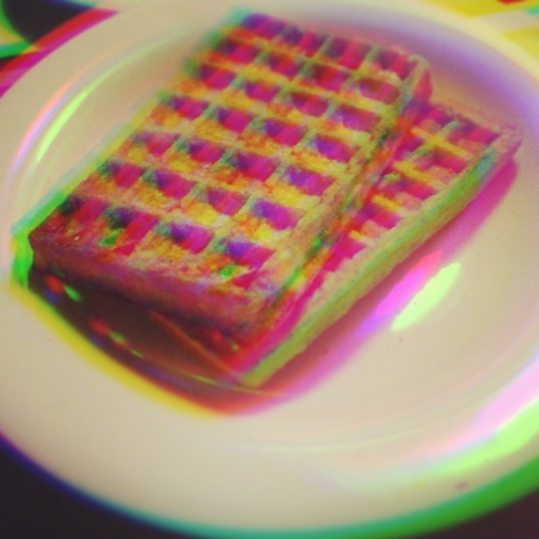 party waffle