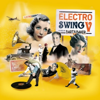 Electro Swing 5 (Mixed By Bart & Baker)
