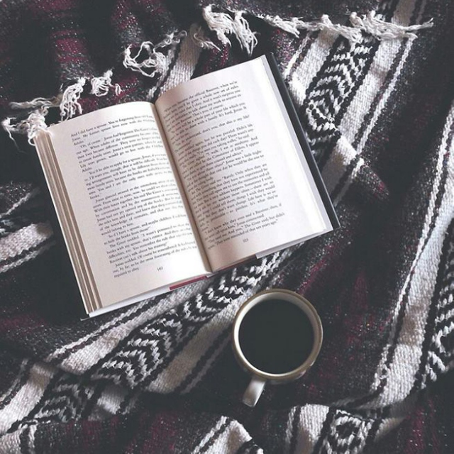 A book and a cup of tea is all I need - part II