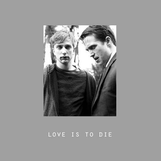 Love is to die