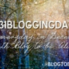 31 blogging days