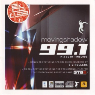Moving Shadow 99.1 (1999)
