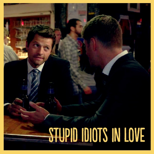Stupid Idiots in Love: A Destiel Mix