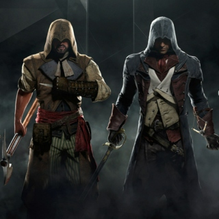 Assassin's Creed Unity Sound Track