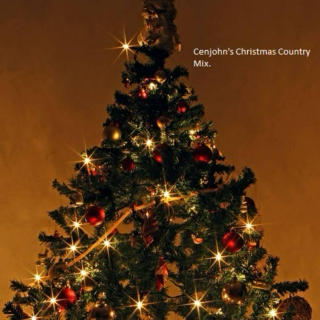 Cennjohn's Christmas Country Playlist.
