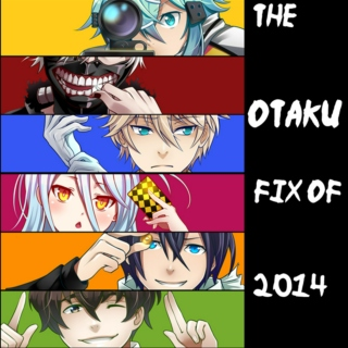 The Otaku Fix of 2014
