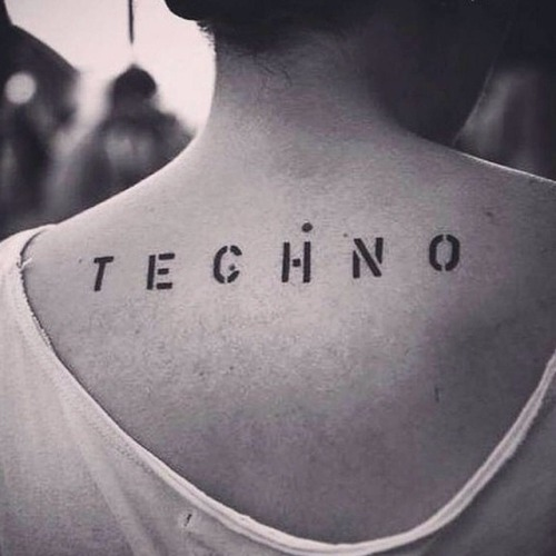 You can´t overdose on TECHNO