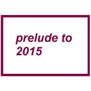 prelude to 2015