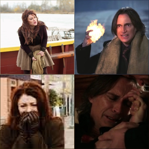 Ashes of a Fire Fading Fast - A Rumbelle Fanmix