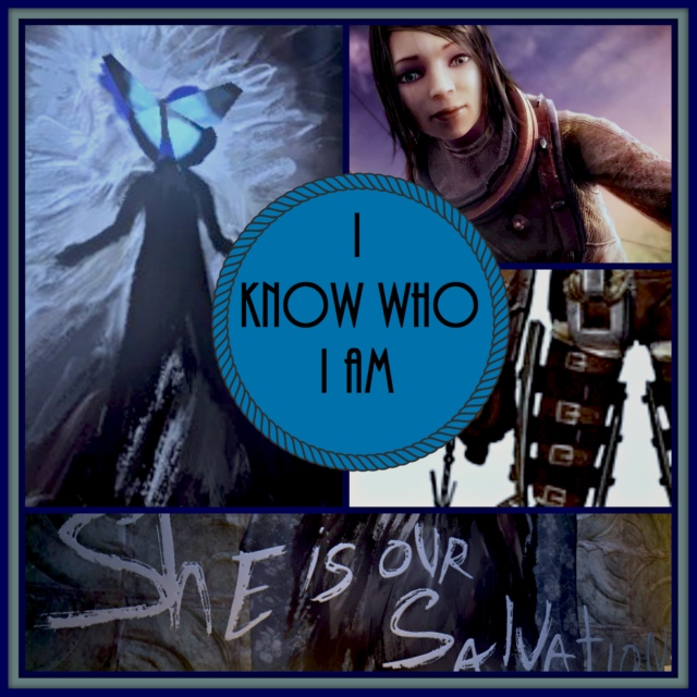 I Know Who I Am