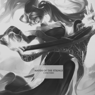 Maven of the Strings - A Fanmix