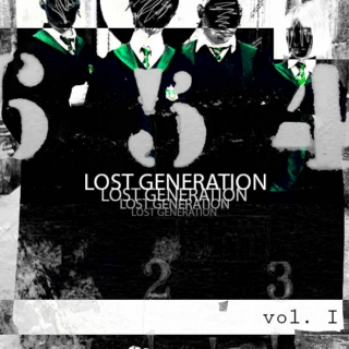 [[Lost Generation]] - #Slytherin [vol. I]