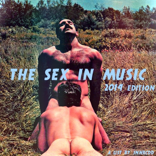 The Sex In Music (2014 Edition)