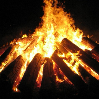 East Coast Bonfire