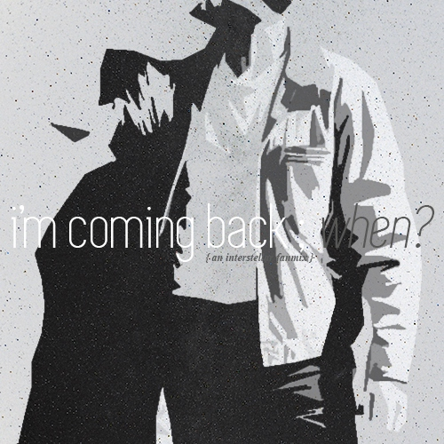 i'm coming back ; when?