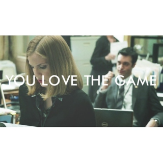 you love the game
