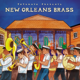 Putumayo Presents: New Orleans Brass (2007)