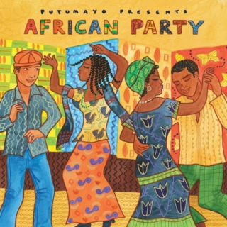 Putumayo Presents: African Party (2008)