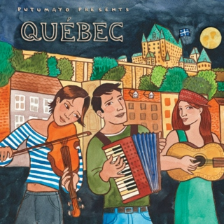Putumayo Presents: Quebec (2008)