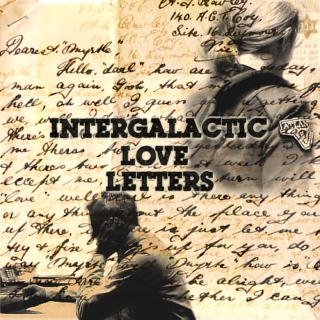 Intergalactic Love Letters