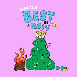 Blam Jam Best of 2014
