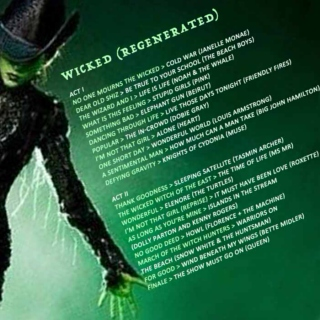 Wicked (regenerated)