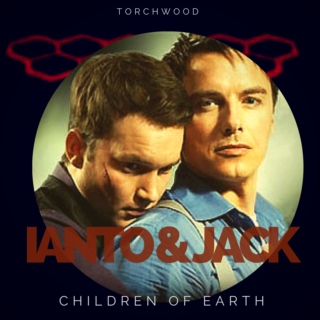 Jack and Ianto Children of Earth