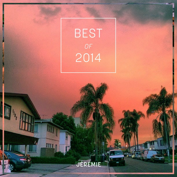 BEST OF THE YEAR 2014 // Jeremie