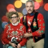 Kirby's and Alex's Ugly Christmas Sweater Party!!!