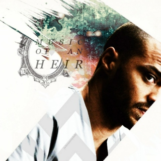 Music of an Heir - a Jackson Avery playlist