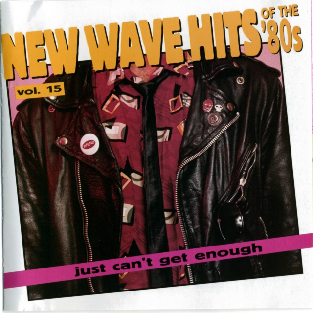 New Wave Hits of the '80s, Vol. 15