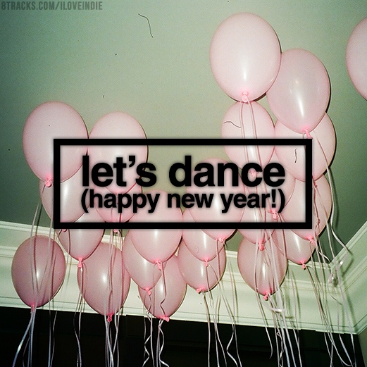 let's dance (happy new year!)