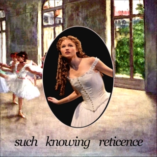 such knowing reticence