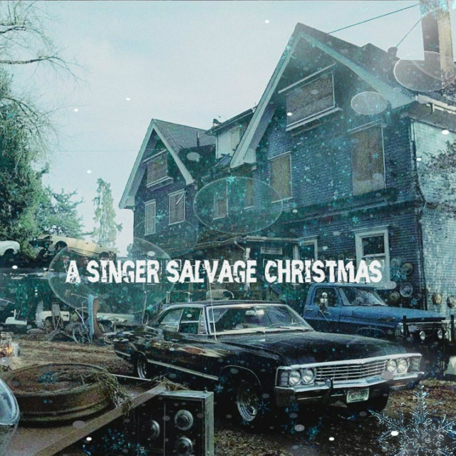 A Singer Salvage Christmas