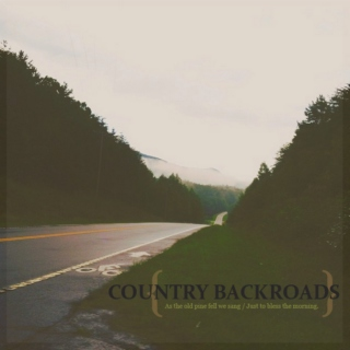 {country backroads}