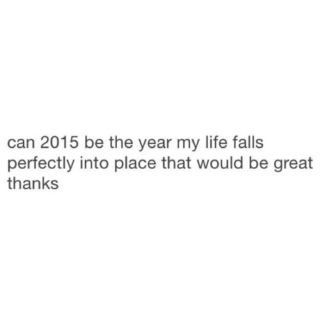 2015 will be better