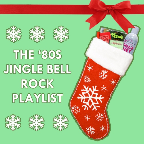 The '80s Jingle Bell Rock