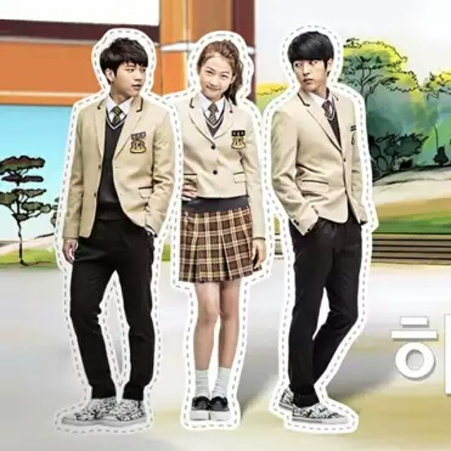 High School Love On OST