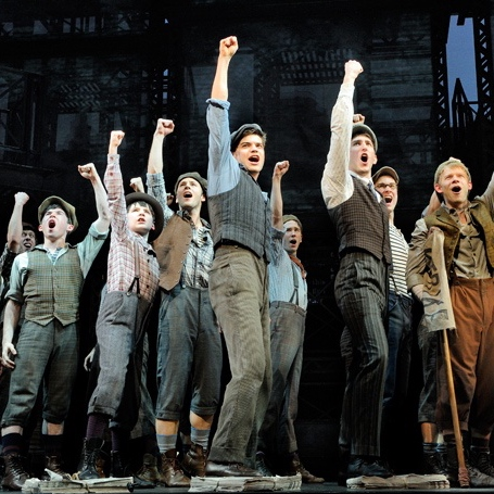 Angry Newsies, etc