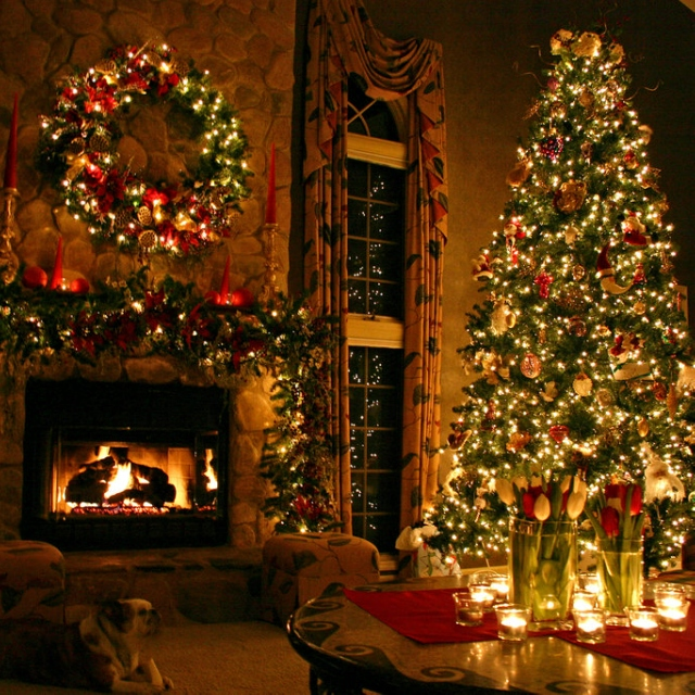 Christmas is here