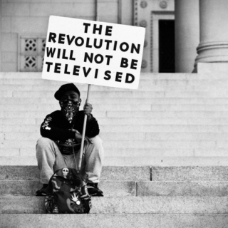 Revolution will not be televised [underground mixtape]