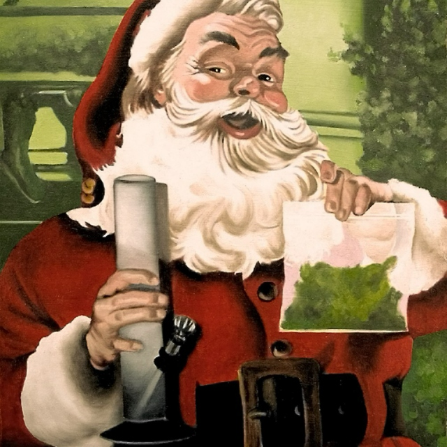 Christmas Eve 'Smoking Hash' Hip Hop Mix 2014