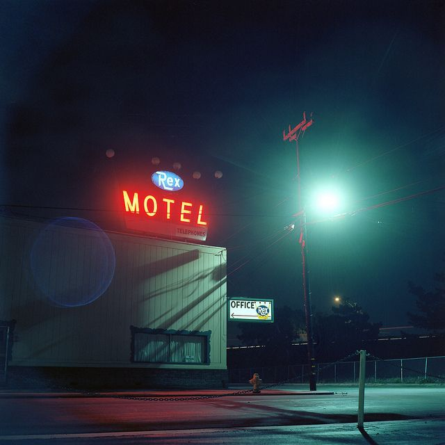 Night at the motel
