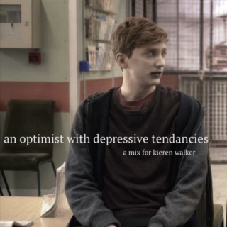 an optimist with depressive tendencies